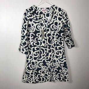 Le Sirenuse for J Crew Beach Cover Up Size Small